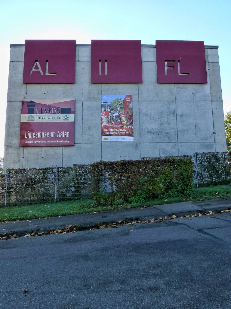 Römermuseum Aalen: Limesmuseum