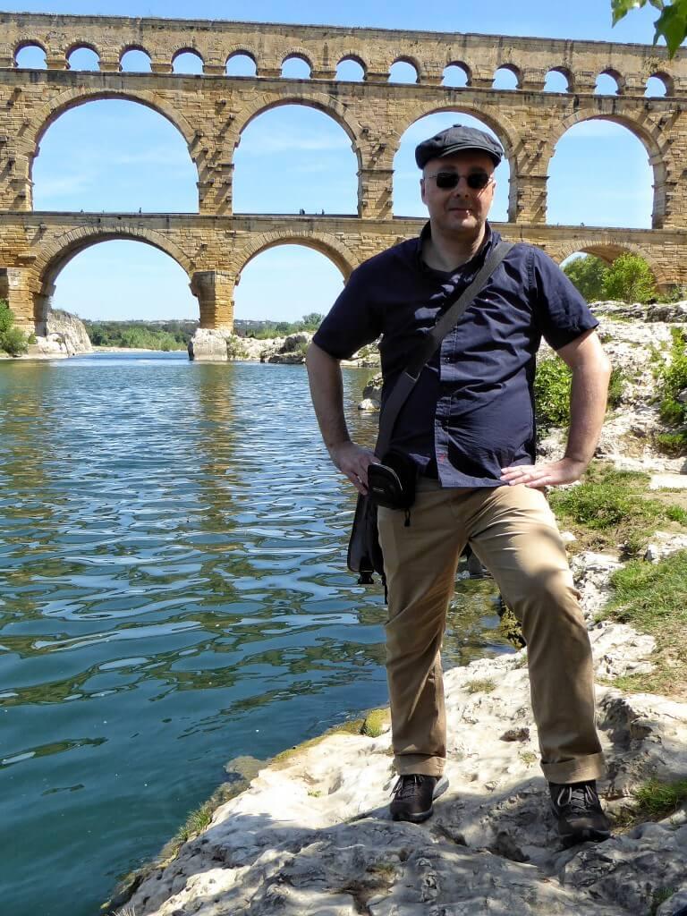 Die Pont du Gard wurde 1985 in die UNESCO-Welterbe Liste aufgenommen.