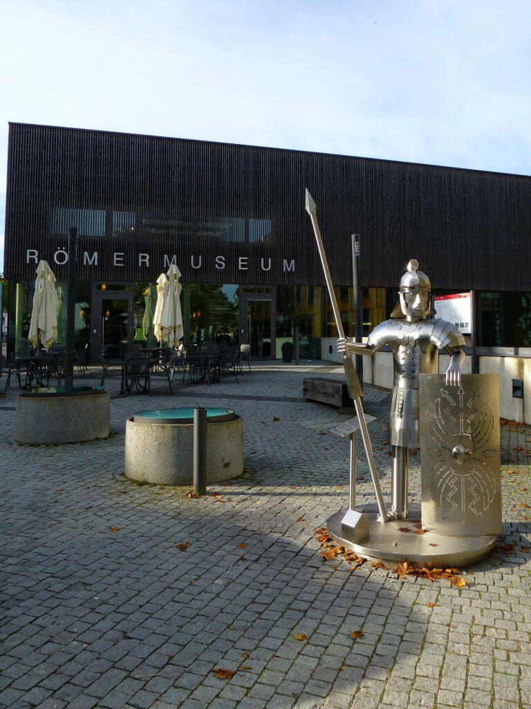 Römermuseum Osterburken: Römermuseum