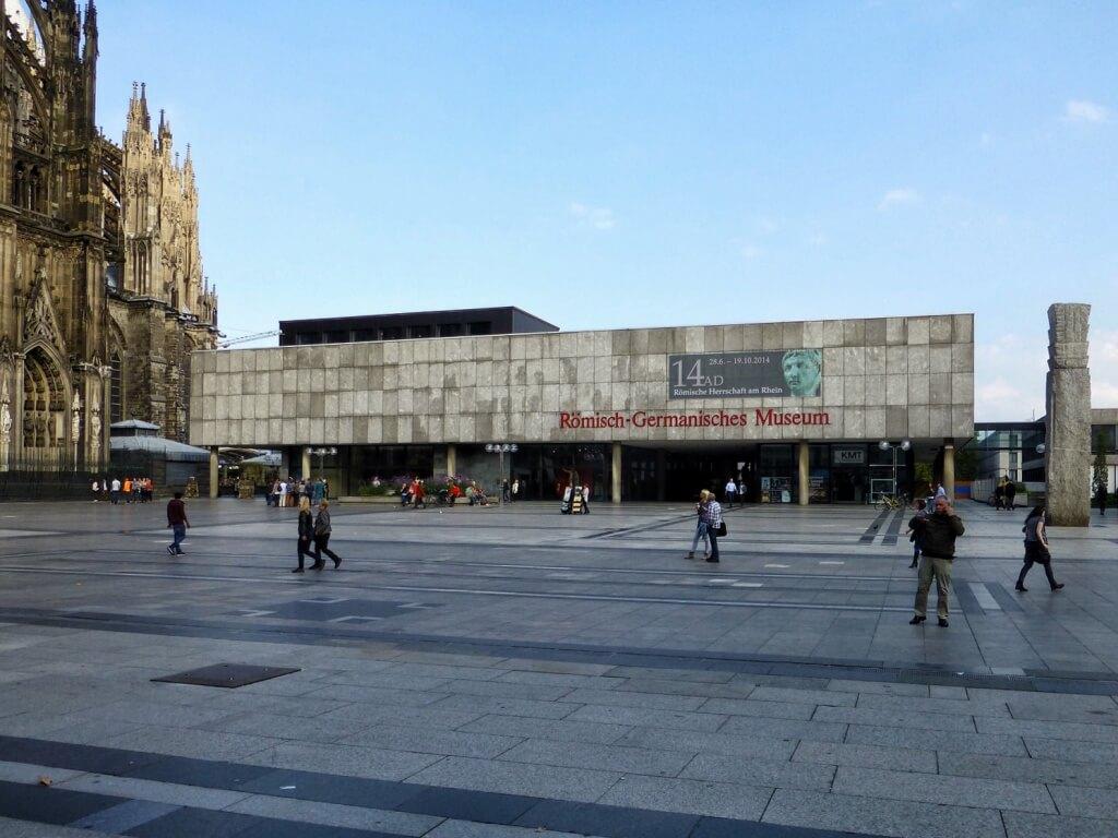 Römermuseum Köln: Römisch-Germanisches Museum