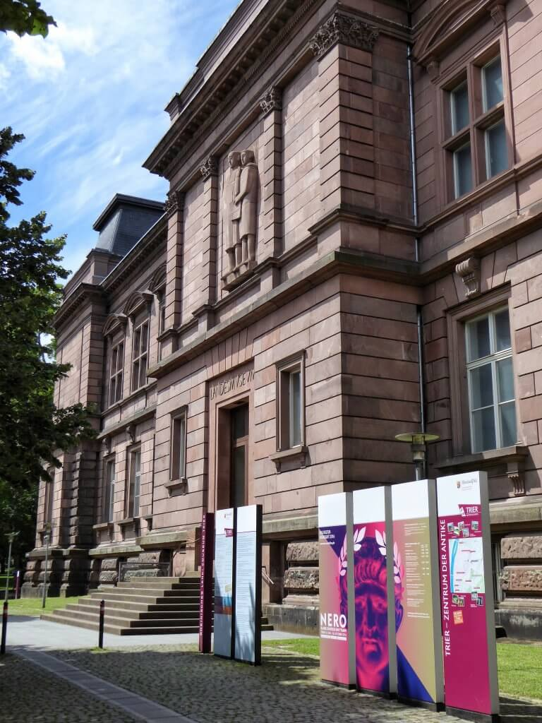 Römermuseum Trier: Rheinisches Landesmuseum