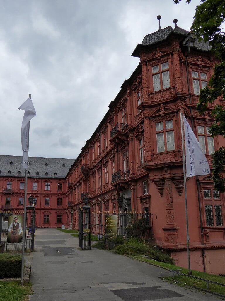 Römermuseum Mainz: Römisch-Germanisches Zentralmuseum