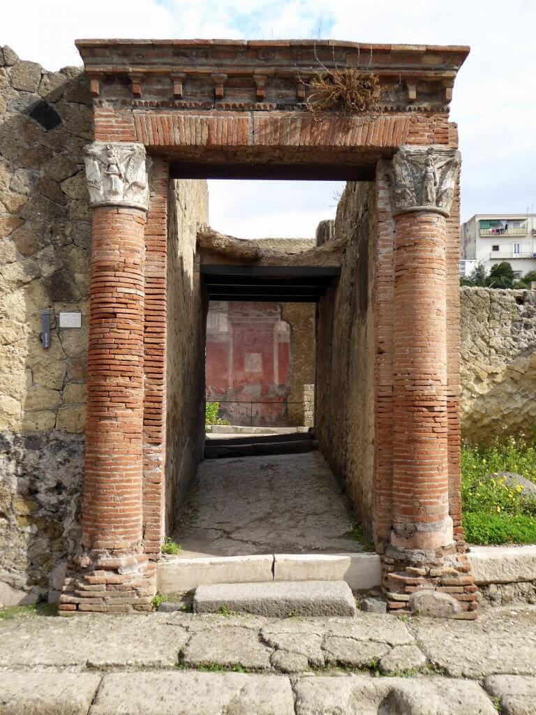 Herculaneum - Pompejis kleine Schwesterstadt - Das Erbe Roms Das ...