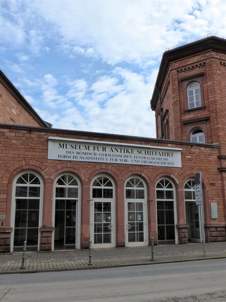 Römermuseum Mainz: Museum für Antike Schiffahrt