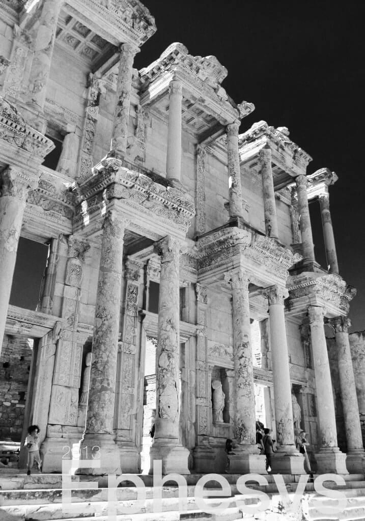 Celsus-Bibliothek in Ephesus
