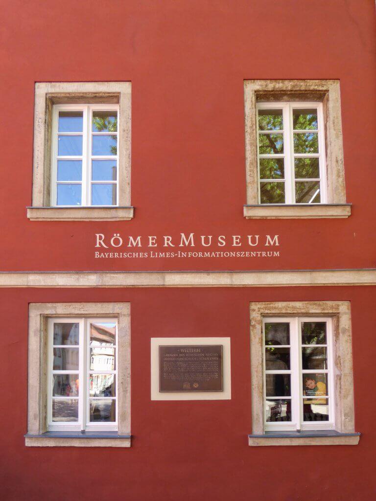 Weißenburg: Römermuseum
