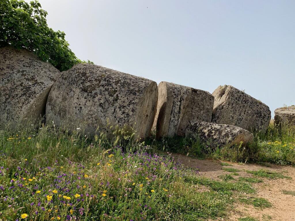 Archäologische Park von Selinunt