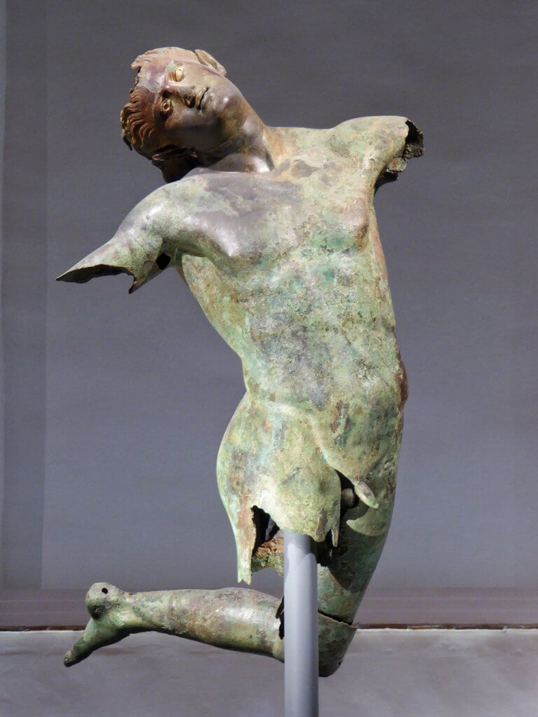 Tanzende Satyr Mazara Vallo