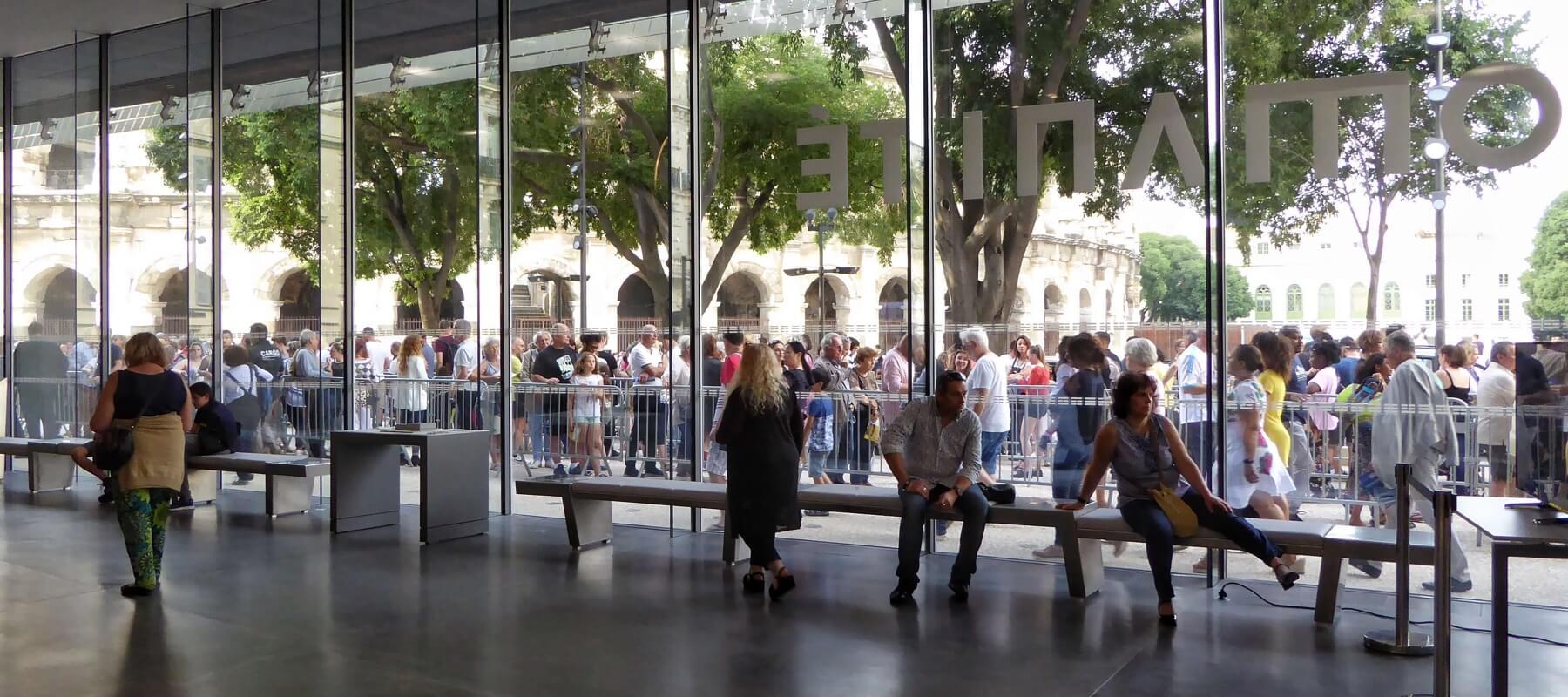 Internationaler Museumstag 2019 - Das Erbe Roms