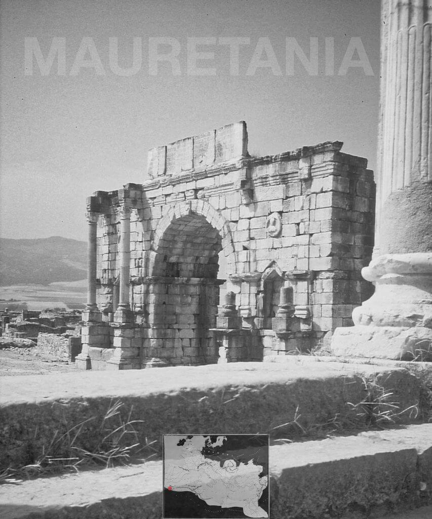Ränder des Römischen Reiches