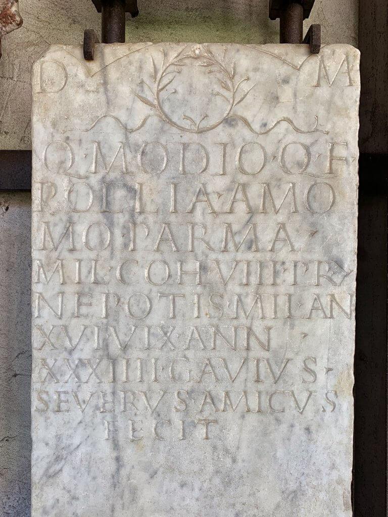 Museo Lapidario Maffeiano