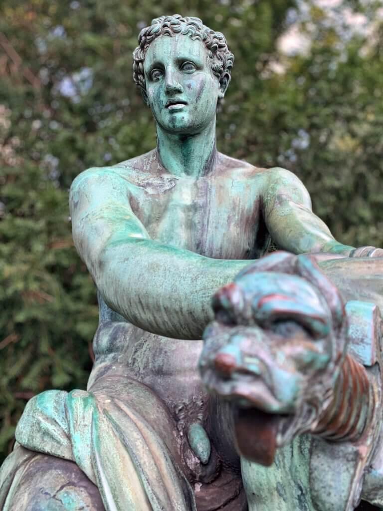 Berlins braune Bronzen